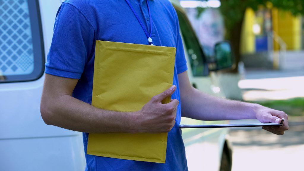 legal courier service